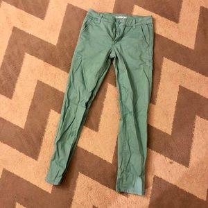 326860e487ef6 Men's Olive Pants on Poshmark